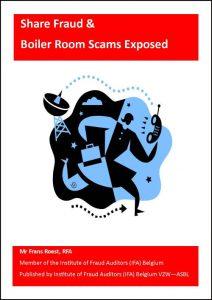 Boiler Room Fraud Exposed